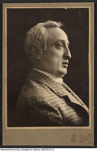 Jacob Pavlovich Adler - Jacob Adler