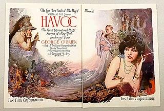 <i>Havoc</i> (1925 film) 1925 film