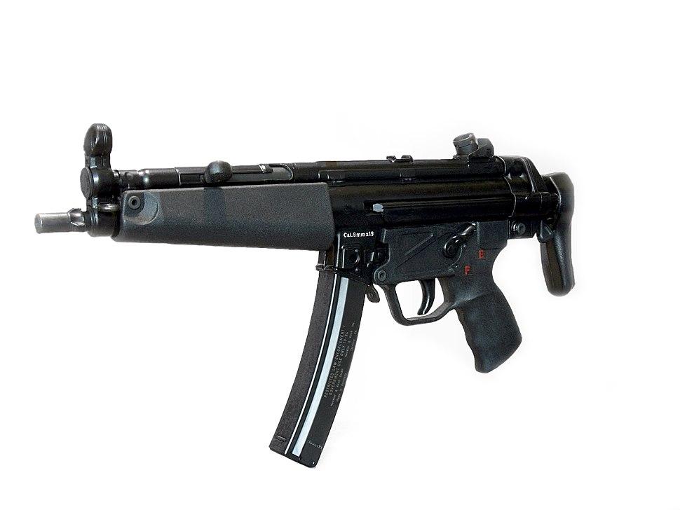 Heckler & Koch MP5 b