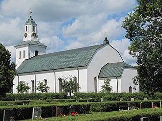 Hedesunda - Hedesunda church
