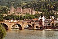 Heidelberg, Neckar River, Old Bridge, Castle.jpg