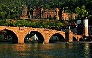 Heidelberg Castle and Bridge