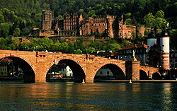 Heidelberg Castle and Bridge.jpg