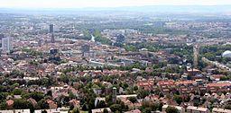 Vy over Heilbronn.