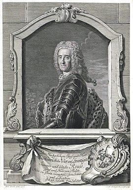 Heinrich XXIV., Reuß-Köstritz, Graf