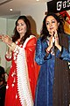 Hema Malini at Raheja Classic's summer camp 05.jpg