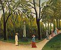 1 / Das Chopin-Denkmal im Jardin du Luxembourg