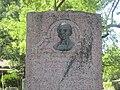Henri de Castro monument in Castroville, TX IMG 3252.JPG