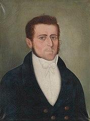 Portrait of Henry Carwick