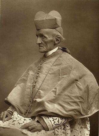 Henry Edward Manning - Image: Henry Edward Manning by Barraud, c 1880s