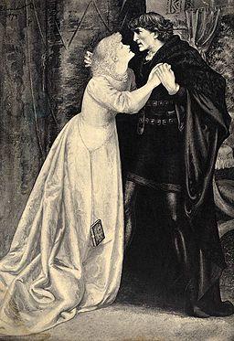 Henry Irving Ellen Terry Hamlet Nunnery 1879