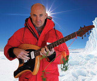 Henry Kaiser (musician) American guitarist, film director, and scientific diver