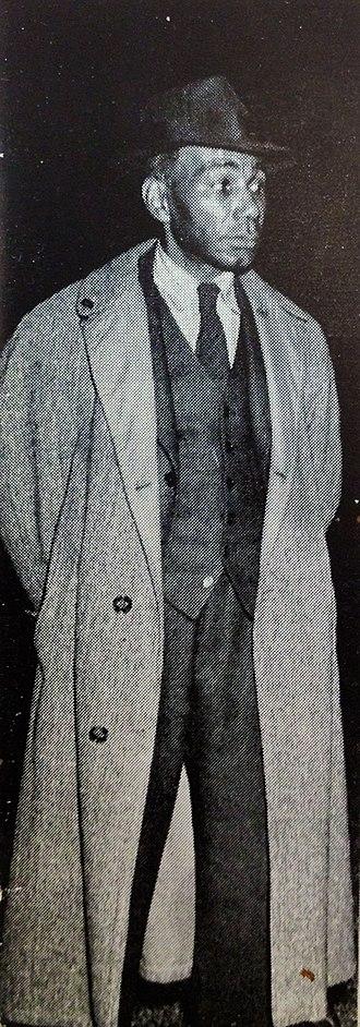 Henry McDonald (American football) - Image: Henry Mc Donald 1941