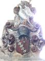 HeraldicAchievement ElizeHele BoveyTraceyChurch Devon.PNG