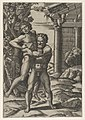 Hercules holding Antaeus by the waist and lifting him off his feet MET DP854038.jpg