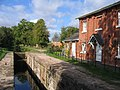 Hereford and Gloucester Canal, House Lock, Oxenhall - geograph.org.uk - 61953.jpg
