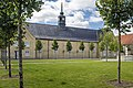 Herrnhut church in Christiansfeld in Denmark 01.jpg