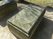 Grab von Zinzendorf auf dem Herrnhuter Gottesacker (Quelle: Wikimedia)