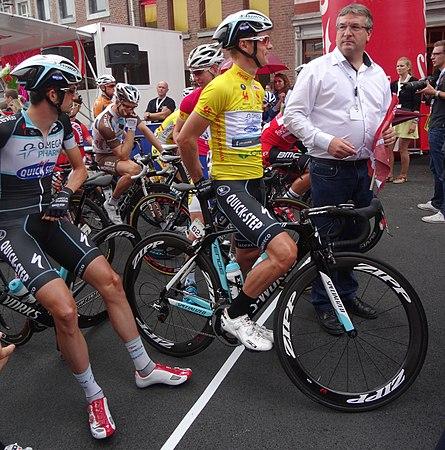 Herve - Tour de Wallonie, étape 4, 29 juillet 2014, départ (D13).JPG