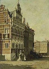 Het stadhuis in Den Haag