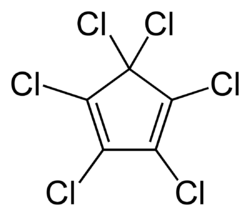 Hexachlorocyclopentadiene-2D-skeletal.png