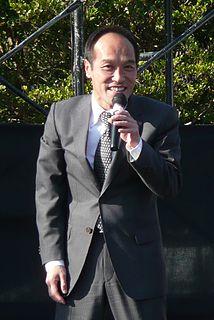 Hideo Higashikokubaru Japanese actor-politician