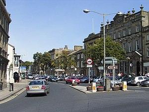 Skipton - High Street, Skipton
