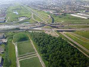 400-series highways - Image: Highway 410 Start