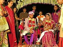 ade4ac5723e5b 結婚式 - Wikipedia