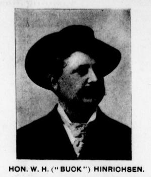 William H. Hinrichsen - Image: Hinrichsen W