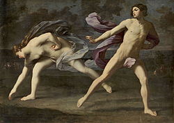 Guido Reni: Hippomenes and Atalanta