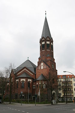 Hochmeister Church