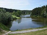Hochwasserrueckhaltebecken Leineck.JPG