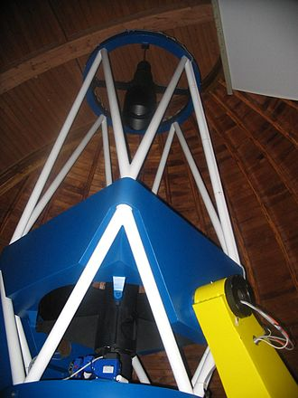 Hoher List Observatory - 1 metre telescope