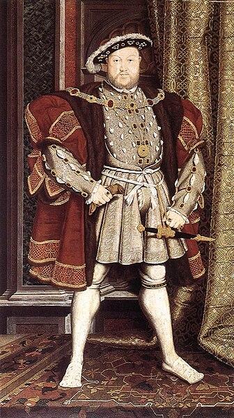 File:Holbein henry8 full length.jpg