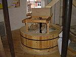 Holgate Windmill millstones - 2011-12-26.jpg