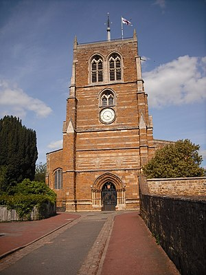 Rothwell, Northamptonshire - Holy Trinity Church