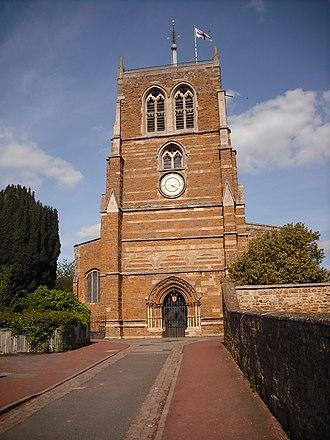 Rothwell, Northamptonshire - Holy Trinity Church