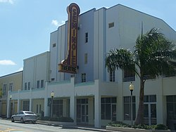 Homestead FL Downtown HD Seminole Theatre01.jpg