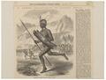 Homo sapiens - Latookastam, Soedan - 1865 - Print - Iconographia Zoologica - Special Collections University of Amsterdam - UBA01 IZ19400060.tif