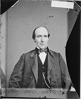 William E. Finck American politician