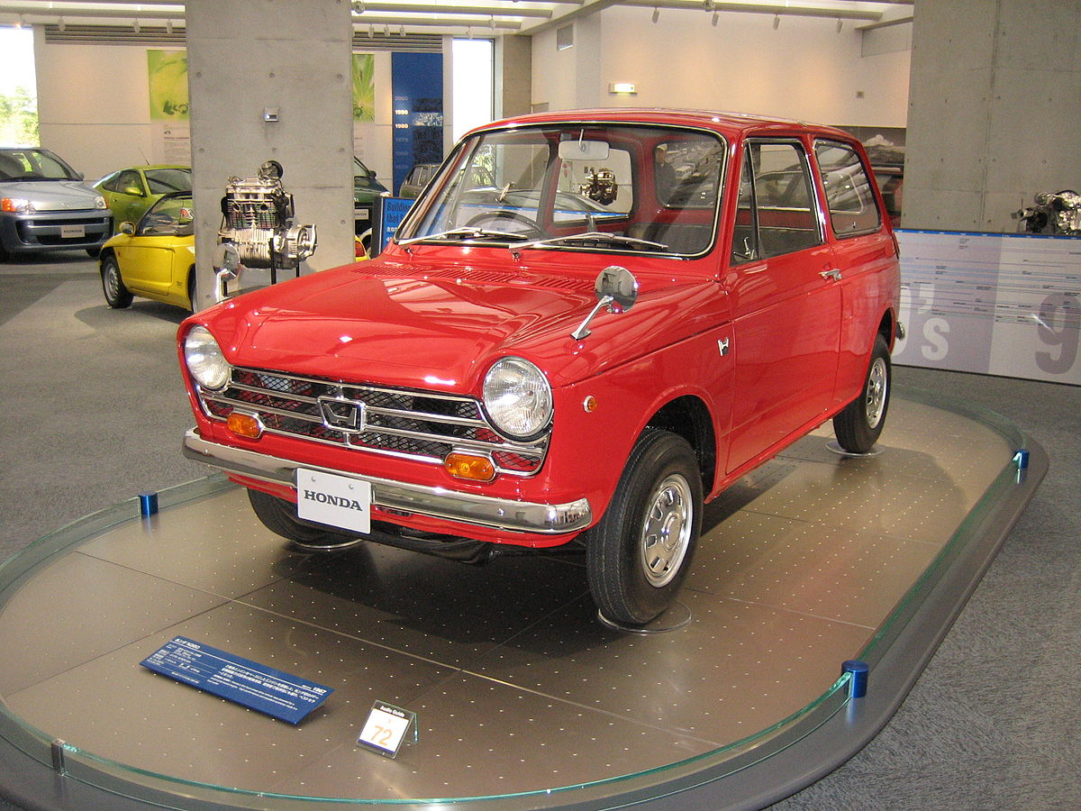 Civic Hatchback Type R >> Honda N360 – Wikipedia, wolna encyklopedia