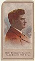 Honorable Benjamin Tillman, United States Senator from South Carolina, from the Heroes of the Spanish War series (T175) MET DP842586.jpg