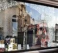 Hoopers' window, Torquay - geograph.org.uk - 1604948.jpg