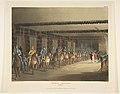 Horse Armoury, Tower of London (Microcosm of London, plate 101) MET DP812856.jpg