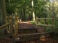 Horse stile in Woodcote, Oxfordshire, England.jpg