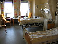 Hospital room (Denmark, 2005)