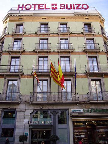 File hotel suizo barcelona catalunya jpg wikimedia commons Hotel original barcelone