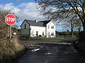 House and Road Junction - geograph.org.uk - 1156401.jpg