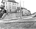 House on the southwest corner of N 39th St and Fremont Ave, Seattle, Washington, December 4, 1909 (LEE 60).jpeg